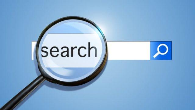 search画像(病院を探すことを意図した検索画像)