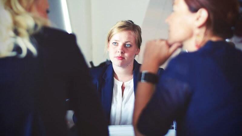 就職面接のイメージ画像