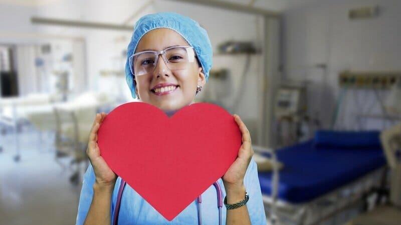 看護師の画像